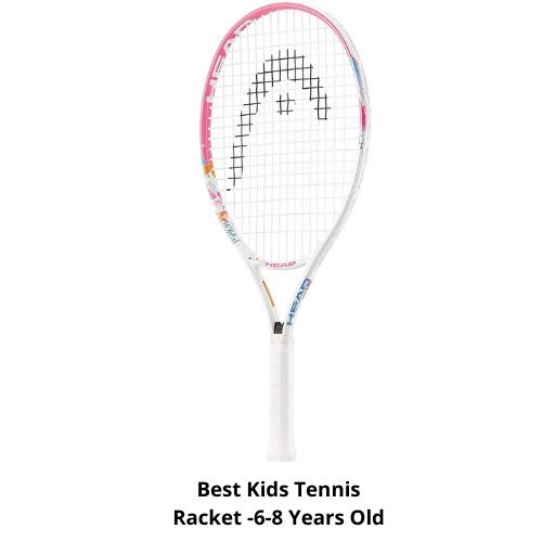 Best Kids Tennis Racket for 6-8 Years Old