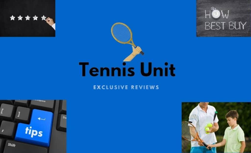 About Tennis Unit