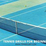 5 Best Tennis Drills for Beginners - (Most Effective Drills)