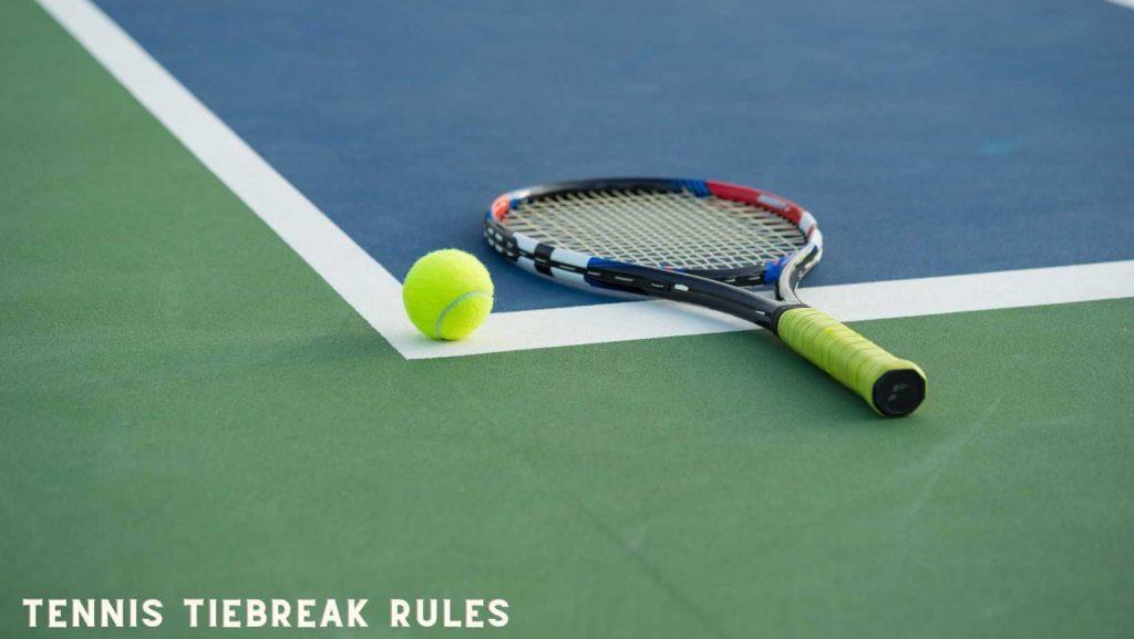 Tennis Tiebreak rules