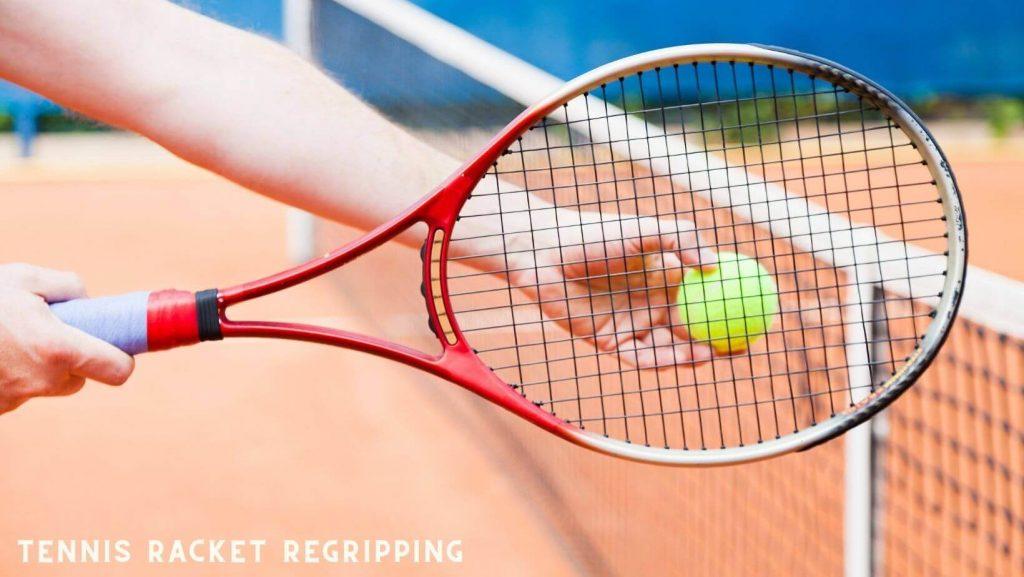tennis racket regrip